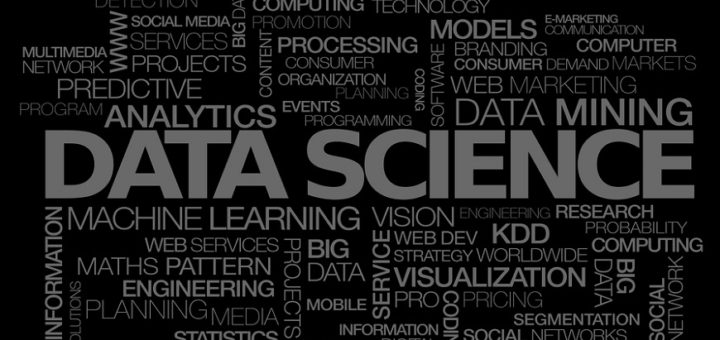 Datascience Word Cloud