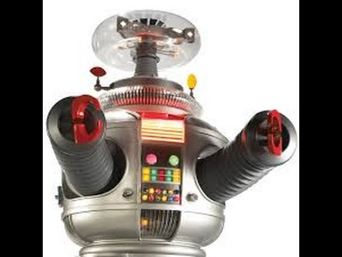 """Roby the Robot"""""""